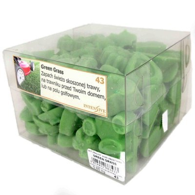 Intensive Collection Natural Scented Wax Melts Scented Table Refill 650 g - Chronic Hemp